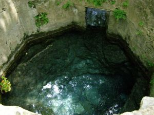 The Blue Hole, photo provided by The  Headwaters at Incarnate Word
